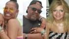 ¿Cómo murieron 3 turistas de EE.UU.?