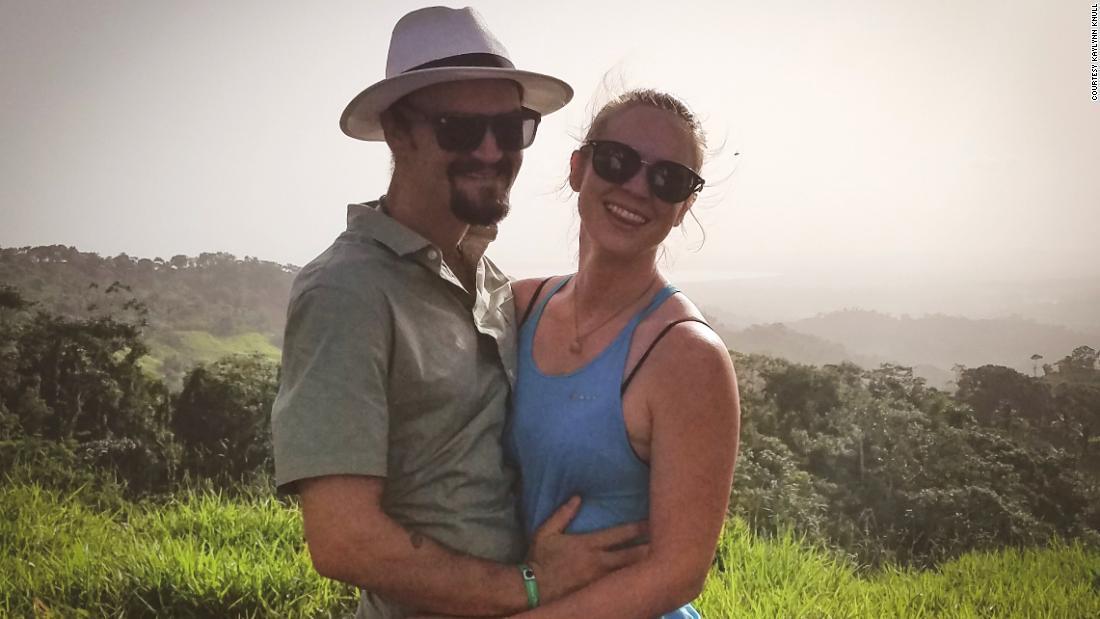 Pareja Colorado enferma hotel República Dominicana