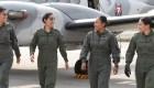 Primera tripulación aérea militar de solo mujeres en México