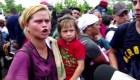 Migrantes en México enfrentan mayor presión