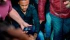 Neymar acusado de violación