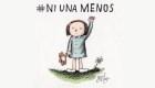 """Enriqueta, el personaje ícono del """"Ni una menos"""""""