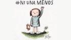 Liniers habla sobre Enriqueta y #NiUnaMenos