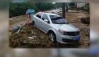 Lluvias causan estragos en China