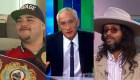 Lo dijo en CNN: Jorge Ramos, Andy Ruiz Jr., Draco Rosa y más