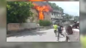 Las protestas en Haití paralizan la capital