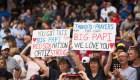 """Conmoción entre fanáticos de """"Big Papi"""" en Boston"""