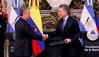 Los planes de futuro entre Colombia y Argentina
