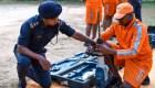 India se prepara para el ciclón Vayú