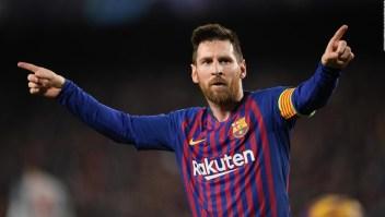 Lionel Messi genera US$ 127 millones