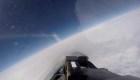 Rusia intercepta avión de EE.UU