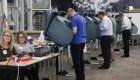 ¿Política en el sistema electoral?