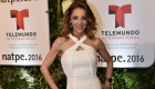 Edith González abogaba al amor para poner fin a violencia