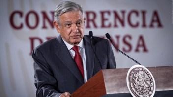 AMLO confía en el plan migratorio de México