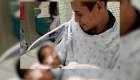 Fallece bebé extraída a la fuerza del vientre de su madre