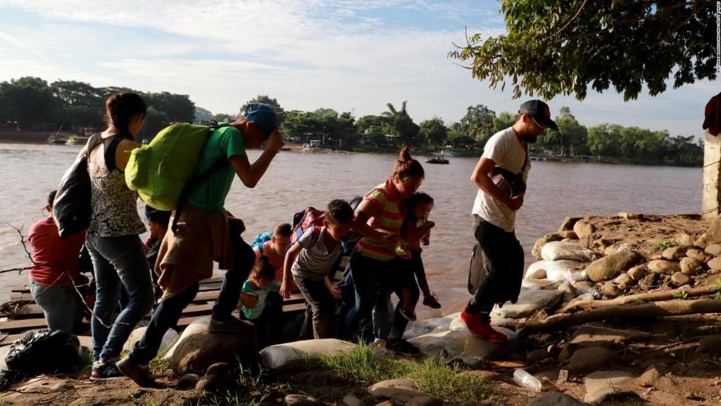 Piden suspender la política de devolver a solicitantes de asilo a México
