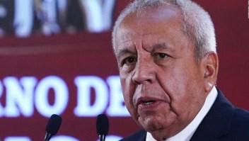 Francisco Garduño, nuevo titular del Instituto Nacional de Migración