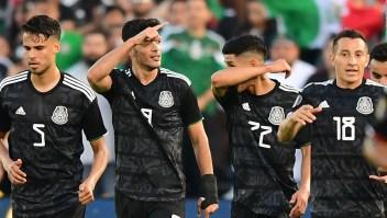 Guardado: No vinimos a ganarle a Cuba, sino a ganar la Copa Oro