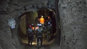 Recuperan el cuerpo de minero en Chile