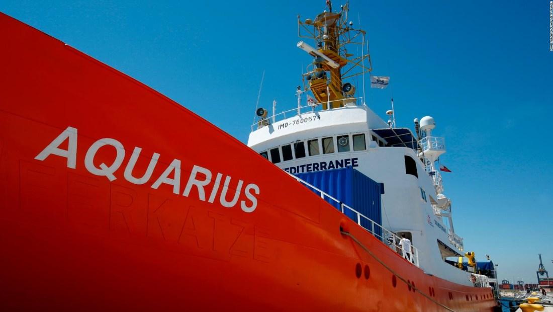 El reto migratorio en Europa a un año de Aquarius