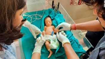 Adopción, India, Twitter