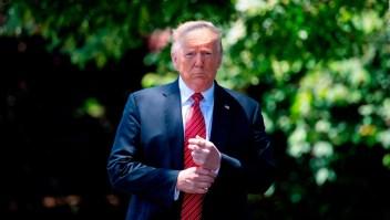 Trump busca cambiar la fiesta del Día de la independencia de EE.UU.
