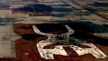 ¿Dónde será el nuevo aeropuerto de la Ciudad de México?