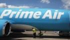 Amazon expande su flota de aviones