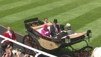 La reina Isabel II no se pierde las carreras de Ascot