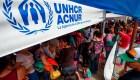 ONU: más de 70 millones han tenido que abandonar sus hogares