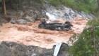 Lluvias torrenciales causan muertos en China