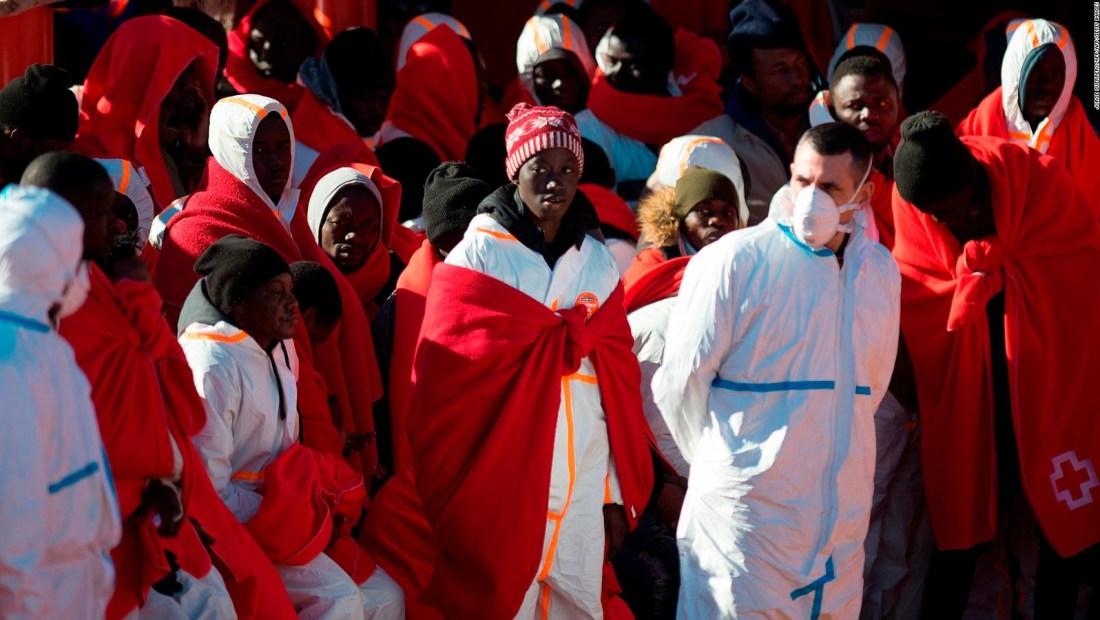 España: Oficina de solicitud de asilo superada ante exceso de solicitudes
