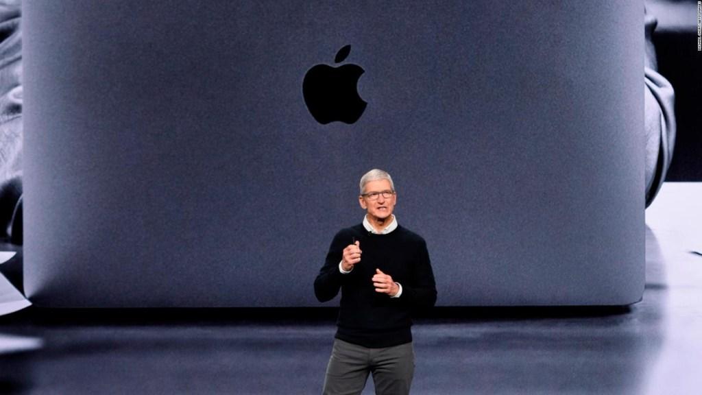 Apple: guerra comercial arriesga su aporte a la economía de EE.UU.