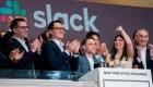Slack: Acción crece 49% en su inicio en bolsa