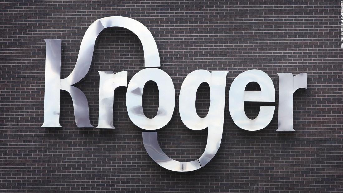 Kroger: Ganancias caen 62%