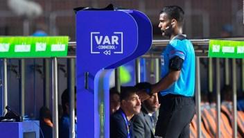 La implementación del VAR en la Copa América