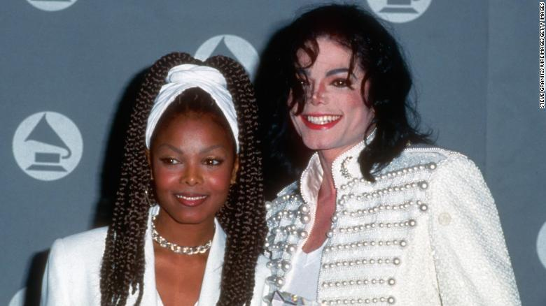 Janeth Jackson, Michael Jackson