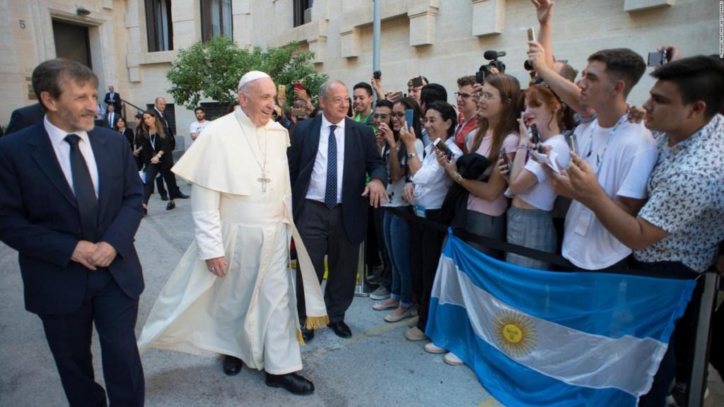 Programa educativo del papa Francisco llega a EE.UU.