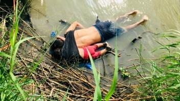 Captó en una imagen la realidad migratoria