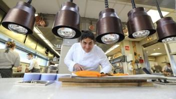"""Los cinco mejores restaurantes del mundo según """"The Best"""""""