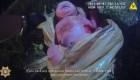 Así fue el rescate de una bebé abandonada