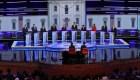 El español fue el protagonista del primer debate Demócrata