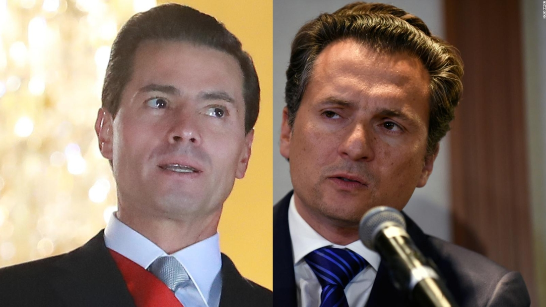 Abogado de Emilio Lozoya pide citar a Peña Nieto como testigo