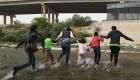 Los niños como vehículo de migración irregular