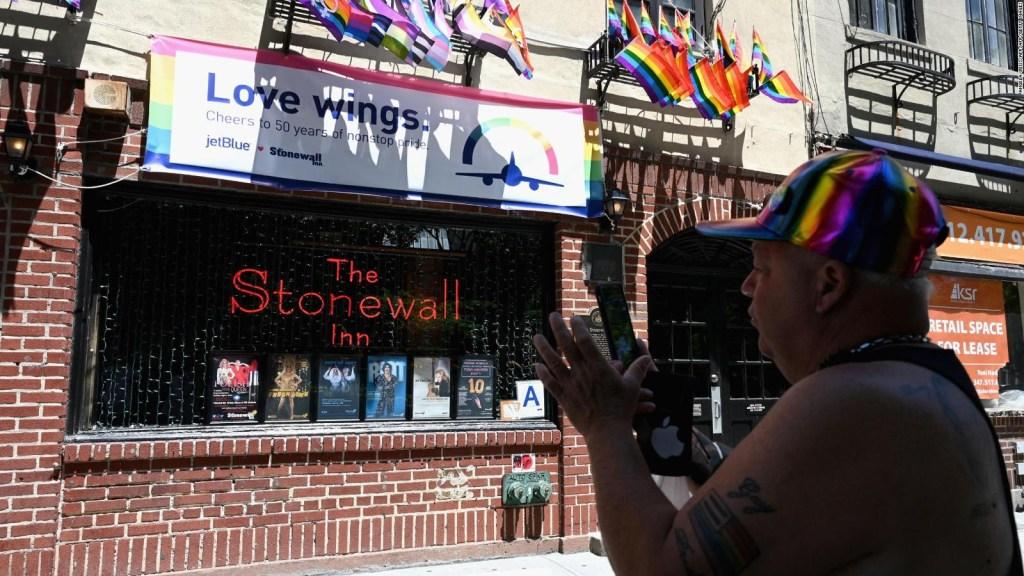 Stonewall, el bar donde nació el orgullo LGBTQ