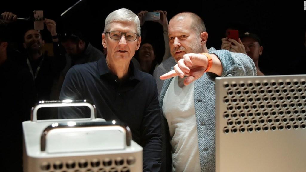 ¿Qué sigue para Apple tras la salida de Jony Ive