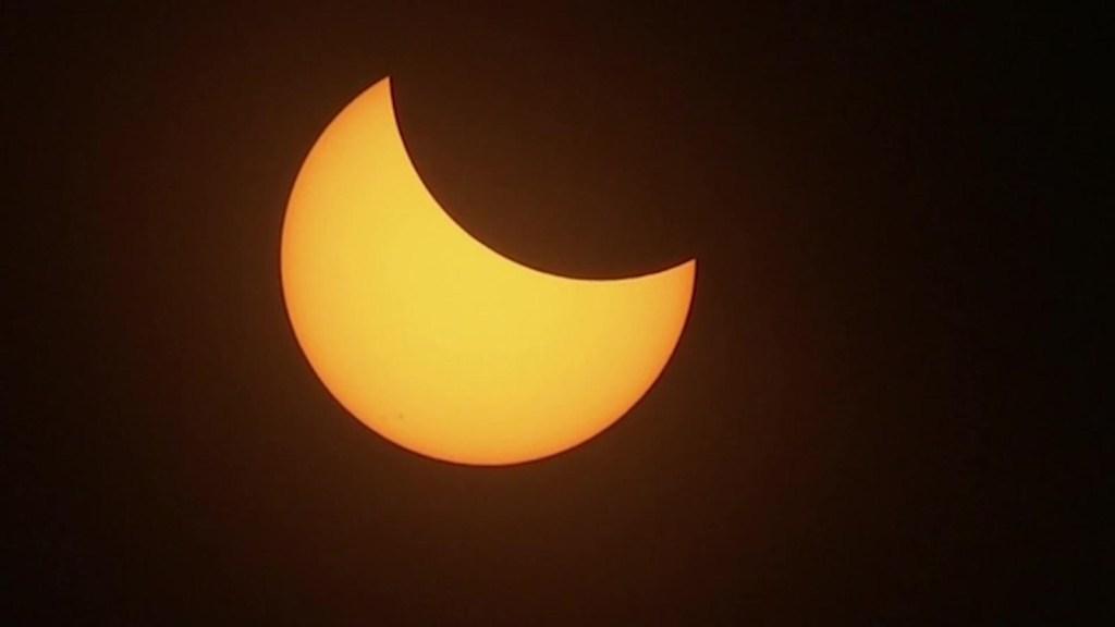 ¿Qué es un eclipse solar?