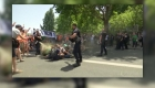 Dispersan protesta de jóvenes con uso de gases lacrimógenos