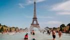 Alerta máxima en Francia por temperaturas históricas
