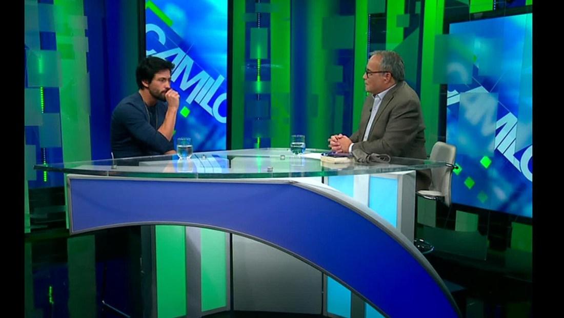 """Tiago Correa y su experiencia en el casting de """"La reina del sur 2"""""""